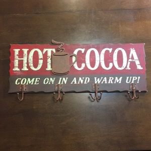 Other - Hot Cocoa Sign